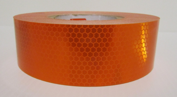 HIP orange prismatic high intensity